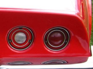 Old Cars Guide 1969 Corvette