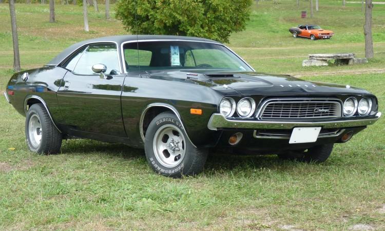 Old Cars Guide 1974 Dodge Challenger